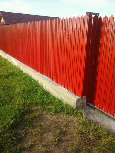 Caut firma serioasa  in constructia unui gard