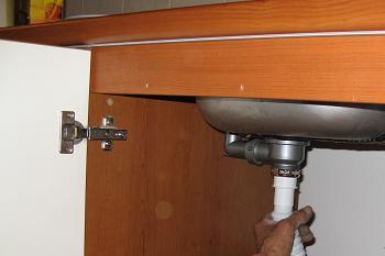 Racord scurgere in instalatia sanitara