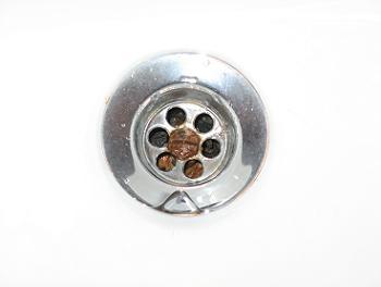Rondela metalica superioara a ventilului