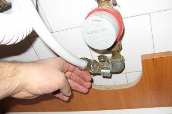 Verificare picaturi apa