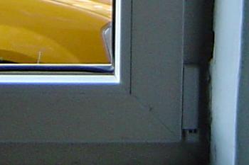Tamplarie PVC rame fara geam