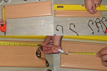 Masurarea blatului pe longitudinala