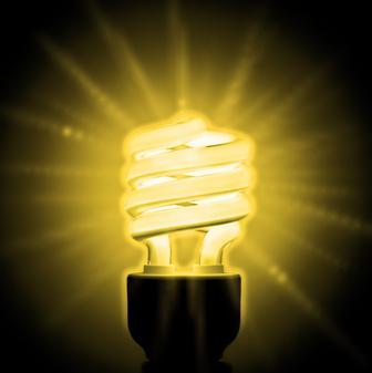 Culoarea luminii oferite de becurile economice