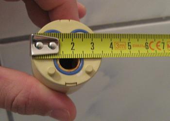 Cartus cu diametrul de 35 mm