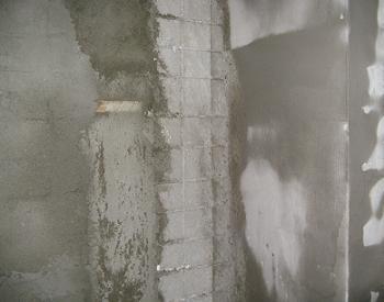 Consolidarea peretilor cu plasa de Buzau