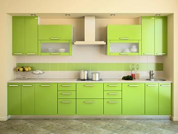Culori in bucatarie
