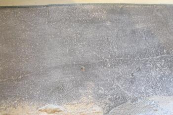 Pardoseala din ciment curatata