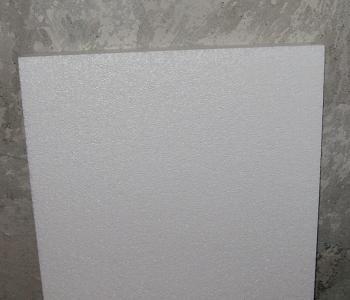 Placa de polistiren pentru izolatia interioara