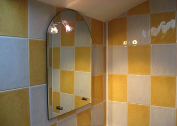 Spoturi oglinda de baie