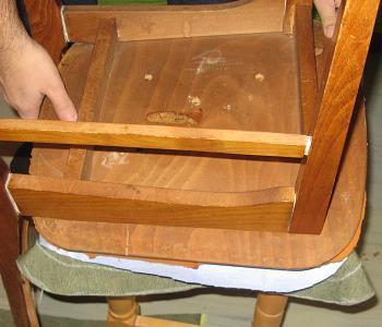 Materiale pentru retapitat scaune de sufragerie