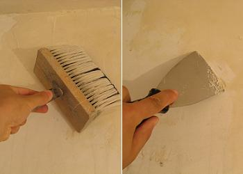 Curatare perete