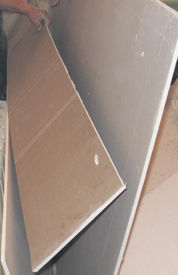 Taiere placa de gips carton