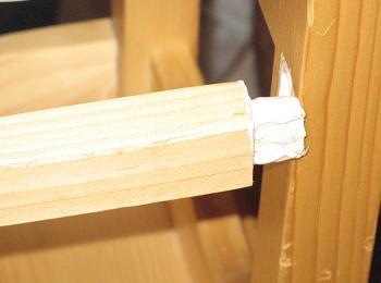 Presam imbinarea lemnului