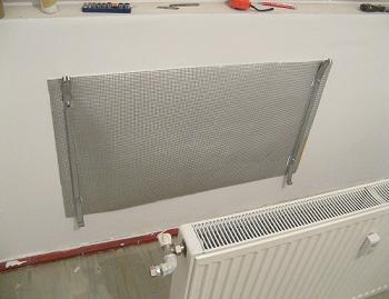 Solutii de termoizolare pentru apartamente - Panouri radiante calorifere