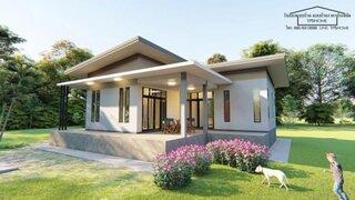 Proiect 1 casa cu parter si trei dormitoare