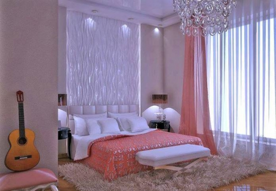 Cum alegem culoarea potrivita pentru dormitor