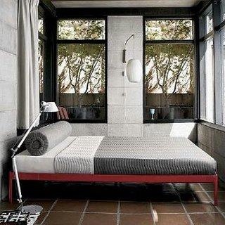 dormitor gri