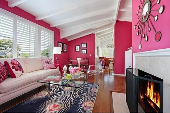 Living modern roz