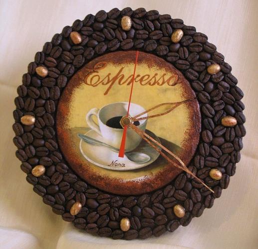 Ceas ideal pentru magazin de cafea sau cafenea
