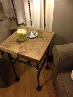Cafetiere intr-un stil industrial cu usoare imflexiuni rustice