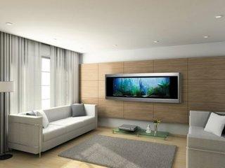 Living modern minimalist