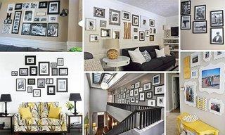 Cum se aseaza corect tablourile pe perete