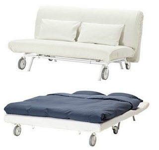 Canapea extensibila camera copii