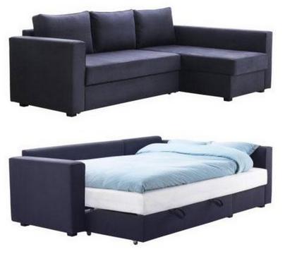 Canapea extensibila dormitor copii