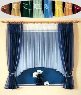 Draperii colorate bucatarie