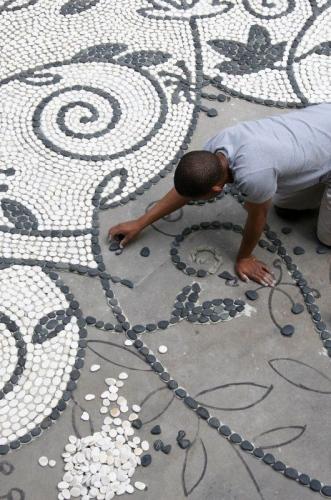 Crearea unui model de mozaic