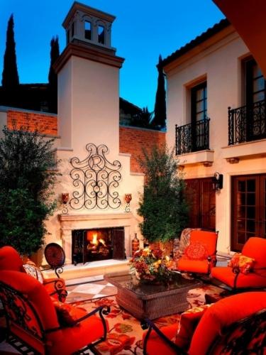 Romanticul si exoticul stil mediteranean pentru locuinte relaxante