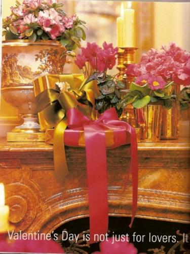 Cadouri pentru Sfantul Valentin