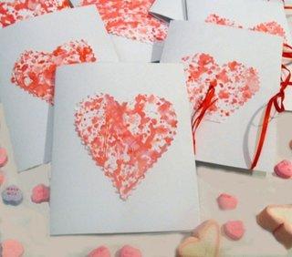 Felicitari simple de Sfantul Valentin