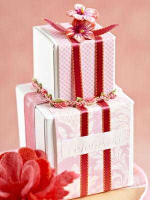 Modalitate de impachetare originala a cadourilor