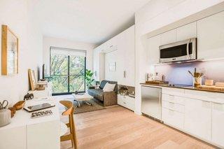 Amenajare moderna apartament mic