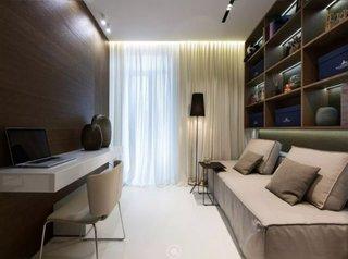 Amenajare minimalista dormitor