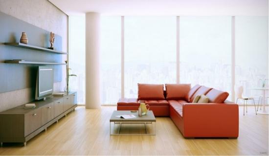 Amenajarea apartamentelor in stil minimalist modern