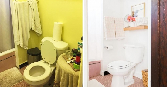 Amenajare baie in 2 timpi si 3 pasi simpli si rapizi