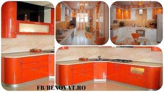 Bucatarii cu portocaliu