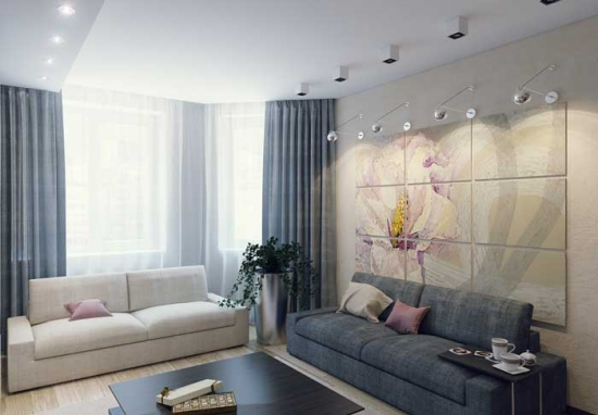 Decor living spatios