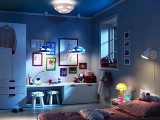Veioze si lustre pentru camera copilului