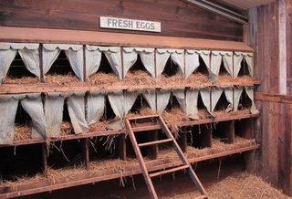Cuibare suprapuse din lemn