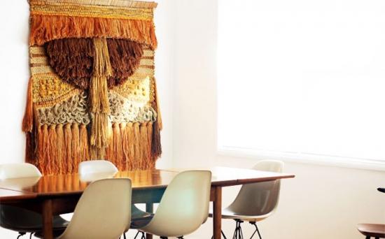 Macrame pentru pereti pentru un decor artistic si original