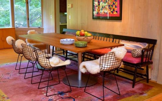 Amenajarea unui dining in stil boho chic: secrete pentru un design perfect