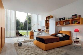 Dormitor elegant fete