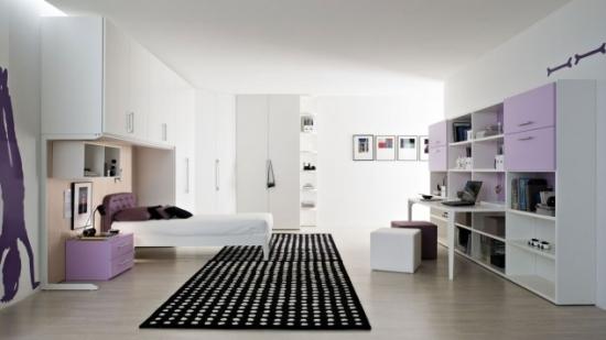 Dormitor mare fete