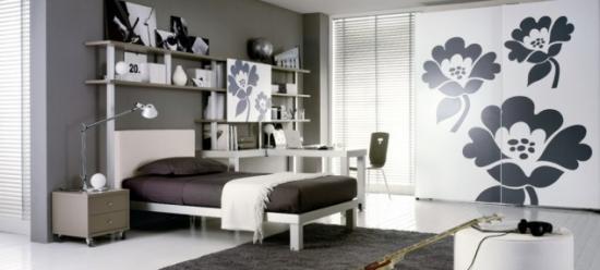 Dormitor pentru adolescenti