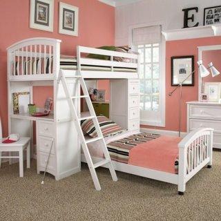 Amenajare dormitor fetite