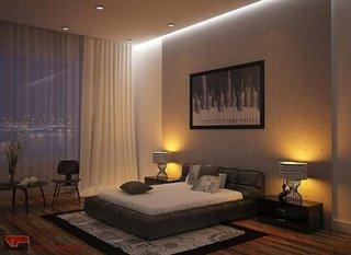 Mobila dormitor asezata Feng Shui