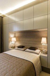 Idee de dulap pentru un dormitor mic